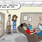 روشهای مدیریت پرسهزنی اینترنتی کارکنان
