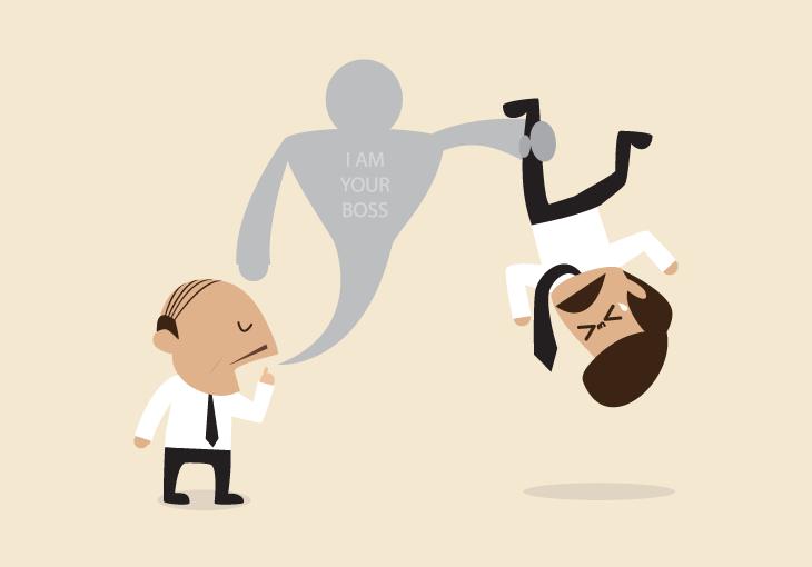 دلایل عدم تمایل مدیران به اعمال انضباط
