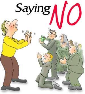 """چگونه درخواست افزایش حقوق را مدیریت کنیم، وقتی جواب """"نه"""" است"""