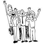 سه روش ساده برای خوشحال کردن کارکنان