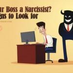 مدیرتان خودشیفته است!؟