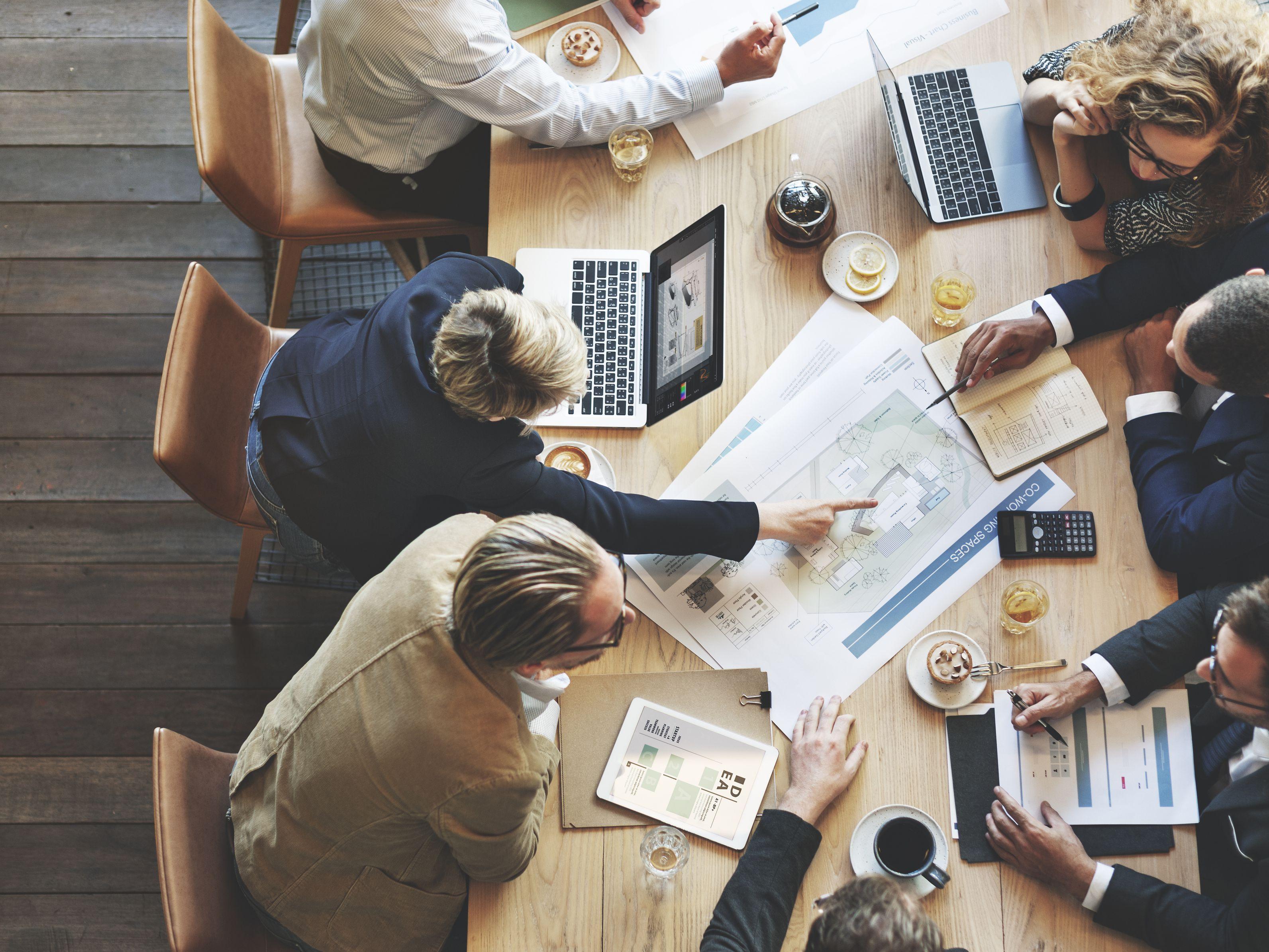 پنج عنصر کلیدیِ موفقیت در تغییرات سازمانی