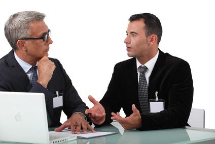 طرز فكر خود را قبل از يك بحث و گفتگوي سخت كاري چك كنيد!