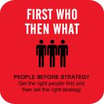 اول انتخاب افراد بعد انتخاب هدف