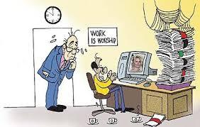 گشتزنی اینترنتی در محل کار: فرصت یا تهدید؟