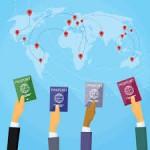 مهارت های لازم برای کار در خارج از کشور
