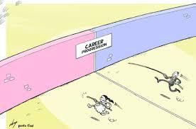 مسیر پیشرفت شغلی و موانع آن