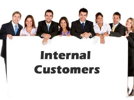بازاریابی داخلی؛ مشتریان داخلی را دریابید! + پرسشنامه