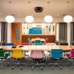 ارگونومی رنگها در محیط کار!