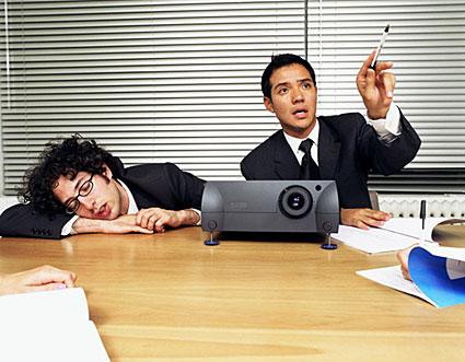 مشکل جلسات چیست؟